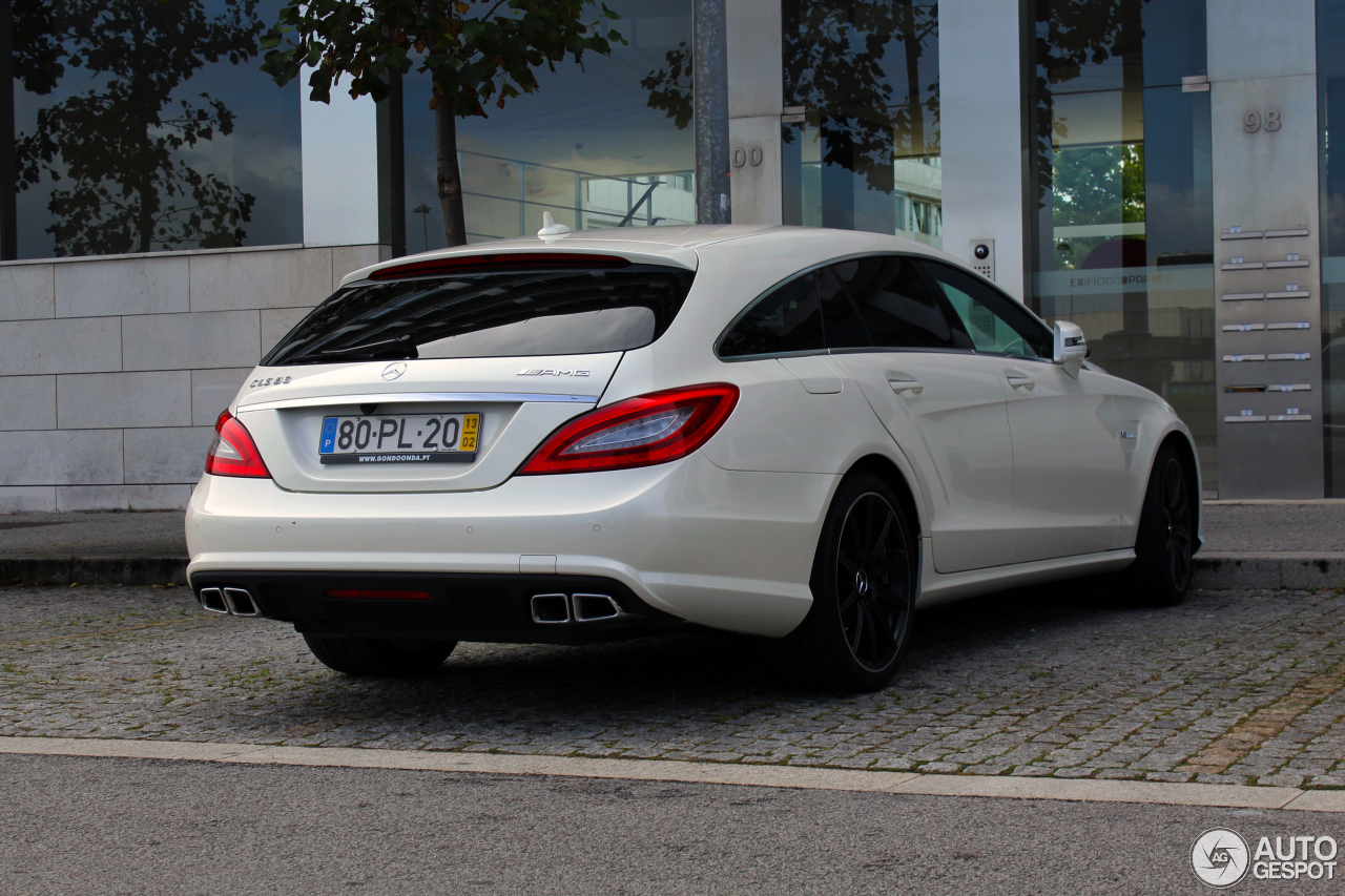 mercedes benz cls 63 amg x218 shooting brake 15 september 2017 autogespot. Black Bedroom Furniture Sets. Home Design Ideas