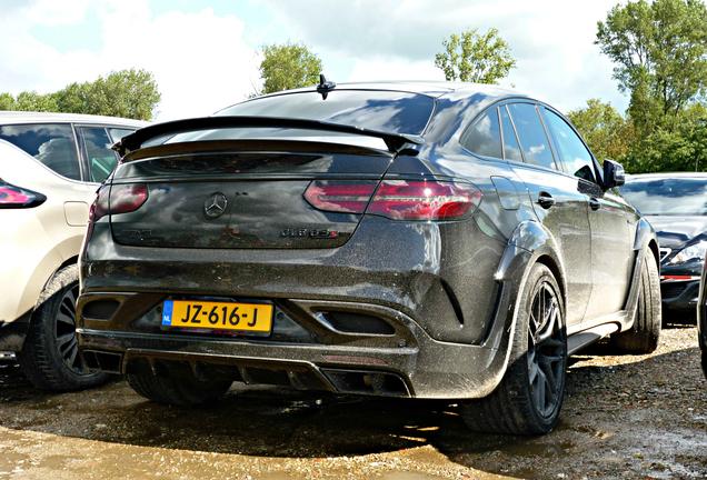Mercedes-AMG GLE 63 S Coupé C292 Hamann Widebody