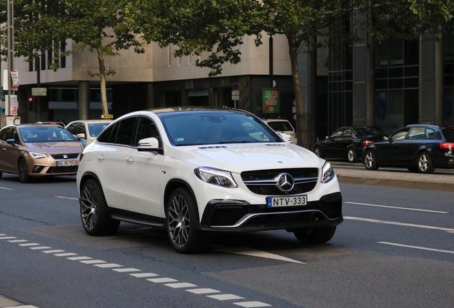 Mercedes-AMG Brabus GLE Coupé B 63S-700