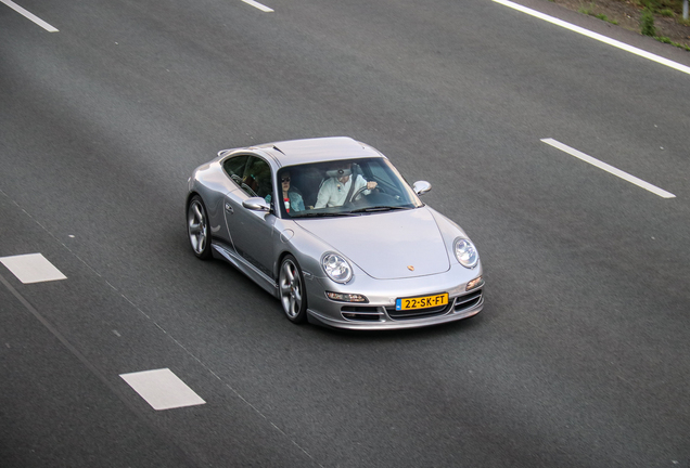 Porsche 997 Techart Carrera 4S MkI