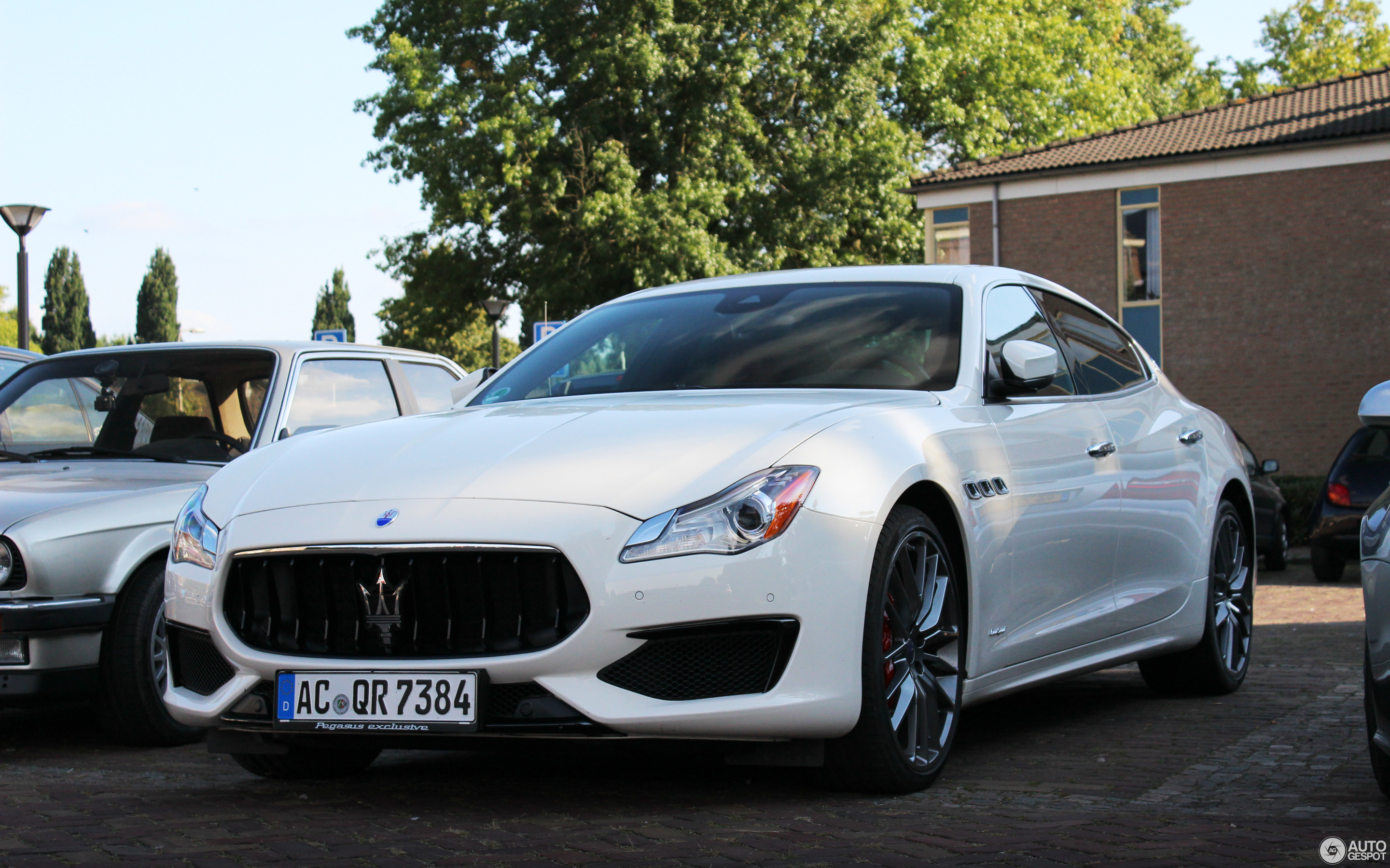 maserati quattroporte s gransport 18 september 2017 autogespot. Black Bedroom Furniture Sets. Home Design Ideas