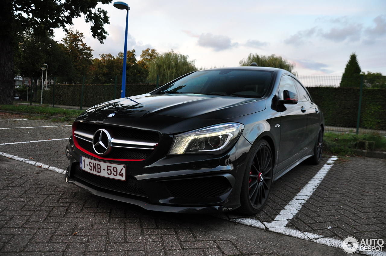 Cla  Amg Mercedes Benz France