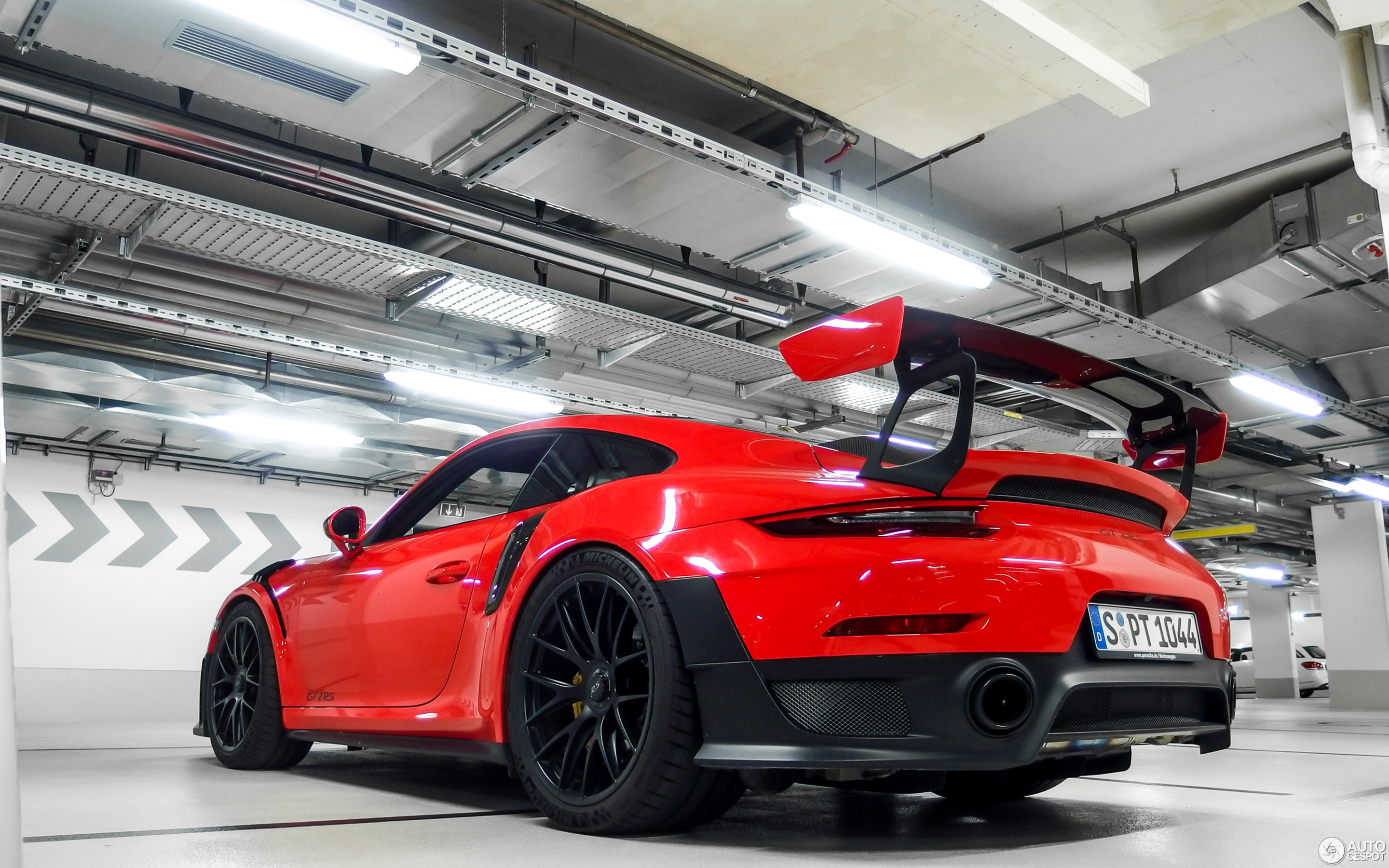 Porsche 991 Gt2 Rs Weissach Package 19 September 2017