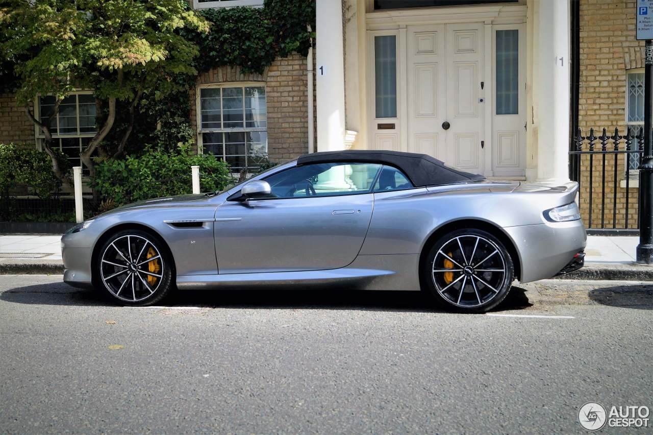 aston martin db9 gt volante 2016 20 september 2017 autogespot. Black Bedroom Furniture Sets. Home Design Ideas