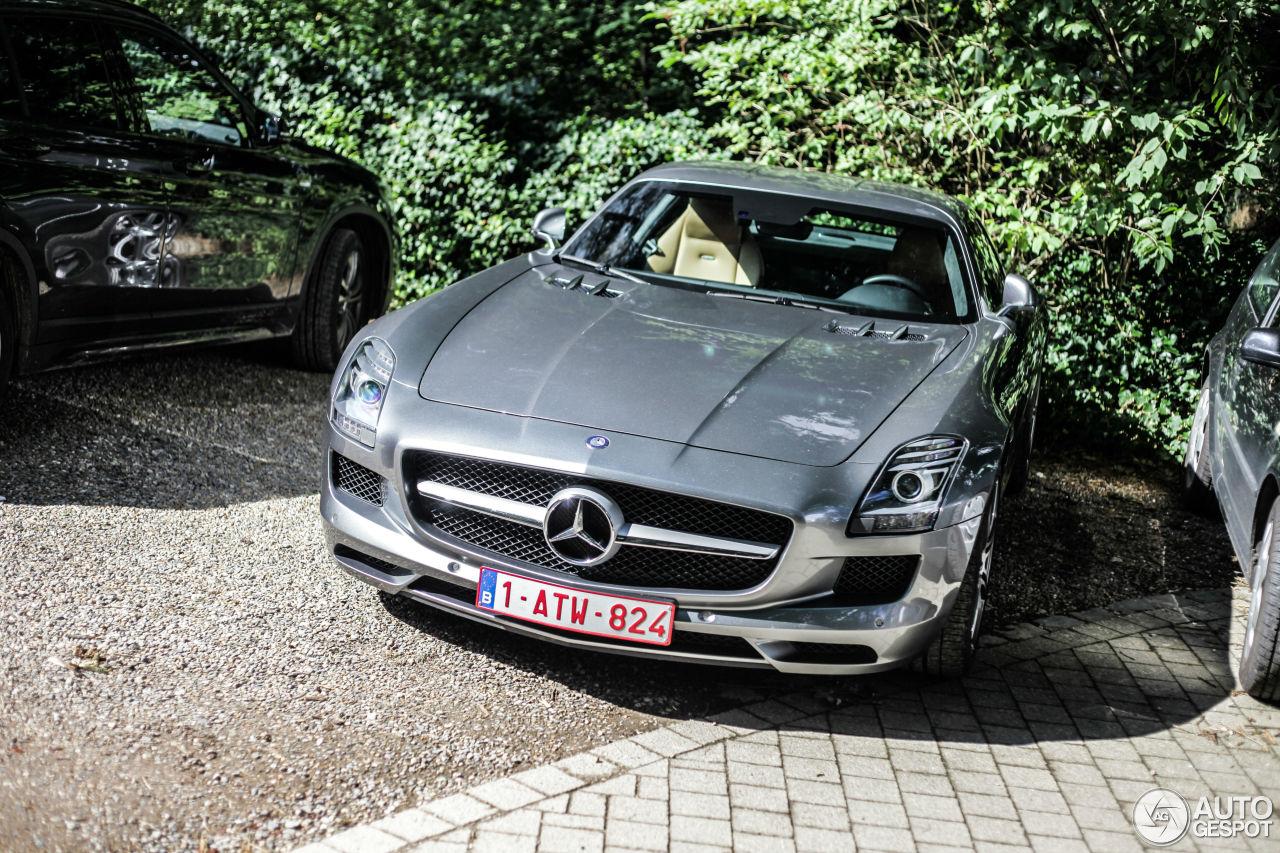 Mercedes Benz Sls Amg 20 September 2017 Autogespot