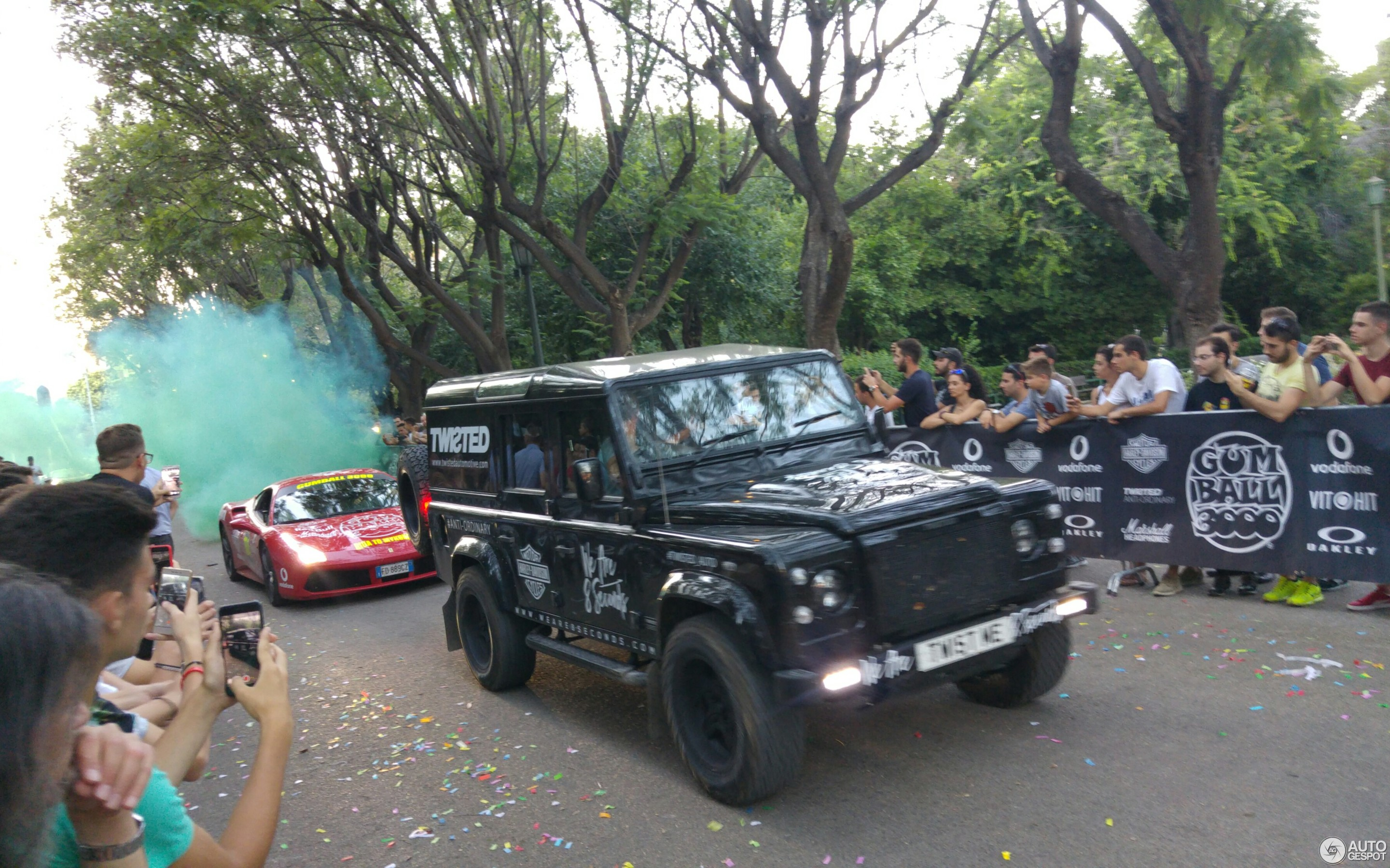 london in auto void from land defenders landrover gun metal defender buy rover kits body conversion kit