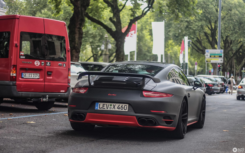 Porsche 991 Techart Turbo