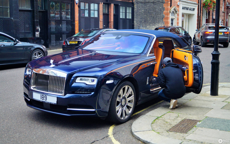 Rolls-Royce Dawn - 21 September 2017 - Autogespot