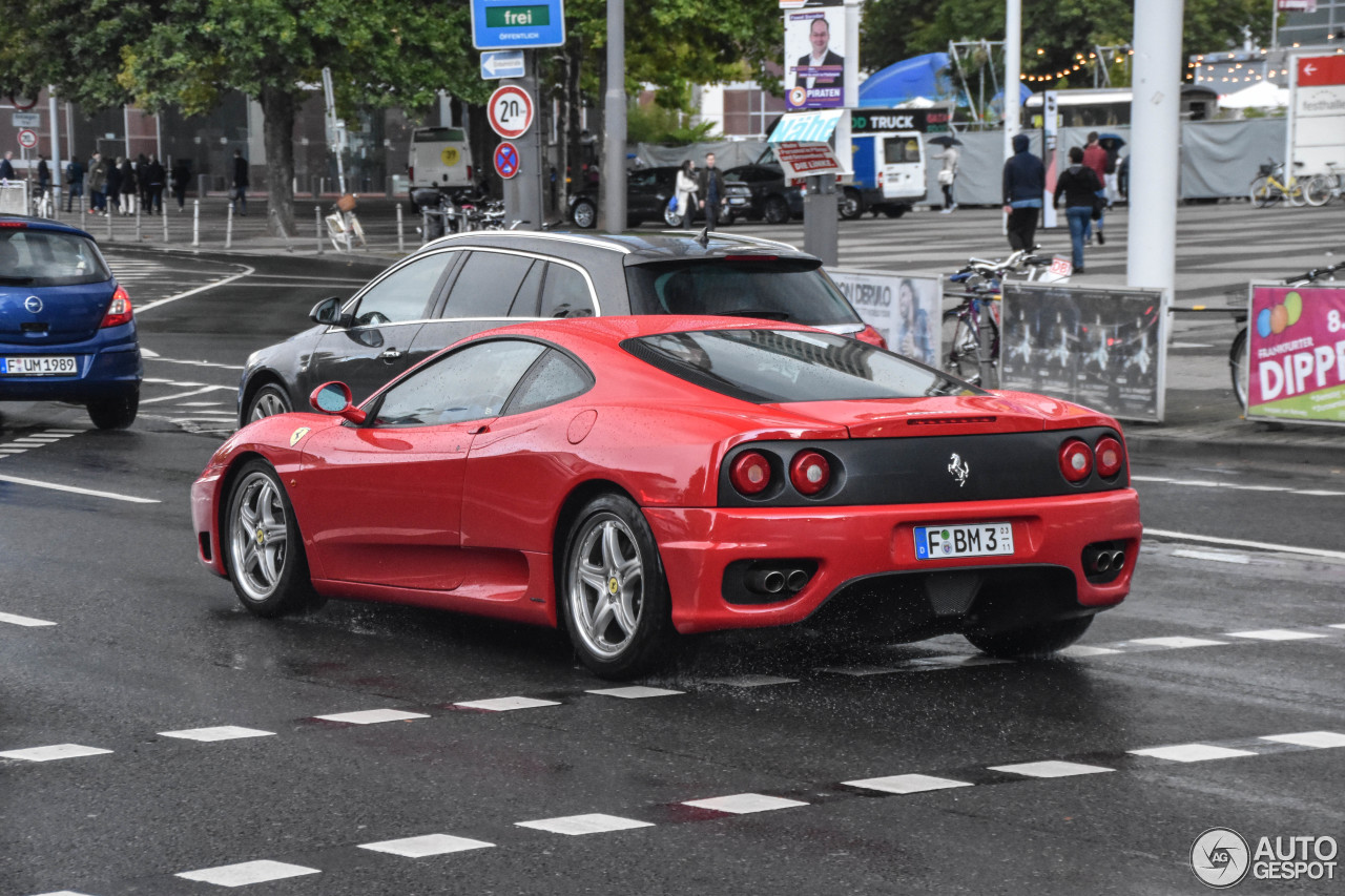 ferrari 360 modena 22 september 2017 autogespot. Black Bedroom Furniture Sets. Home Design Ideas