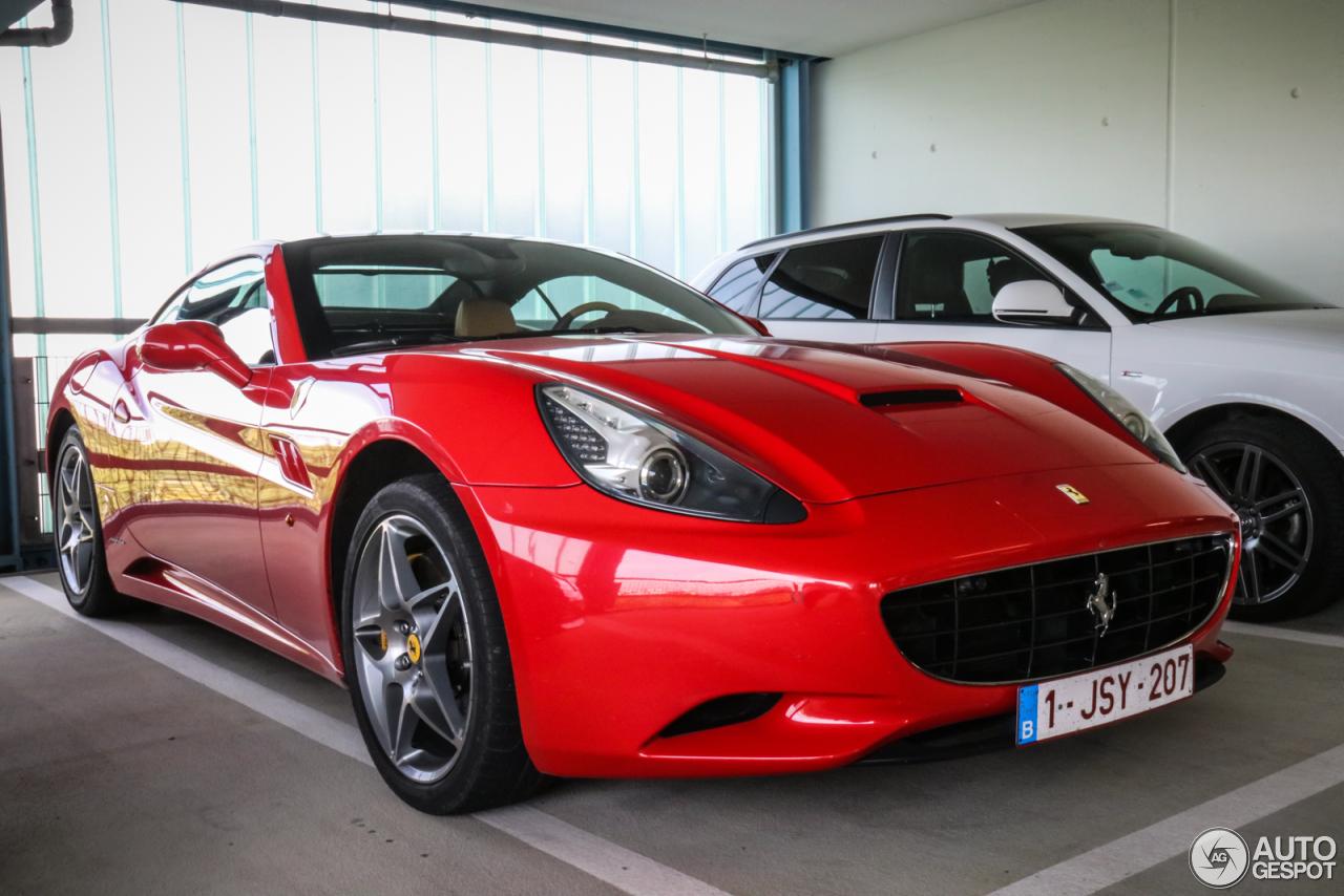 Ferrari California - 22 September 2017 - Autogespot