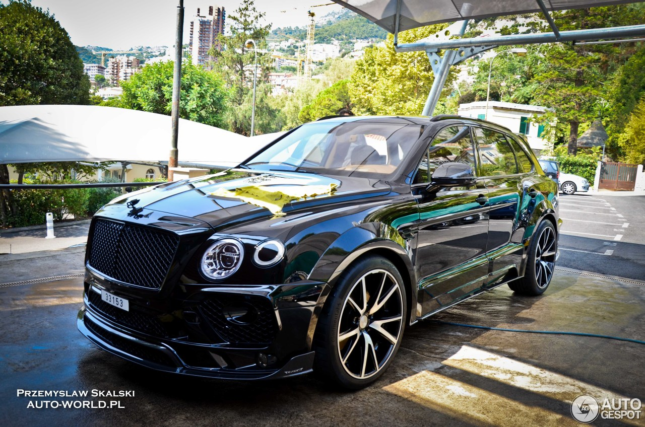Bentley Mansory Bentayga 24 September 2017 Autogespot
