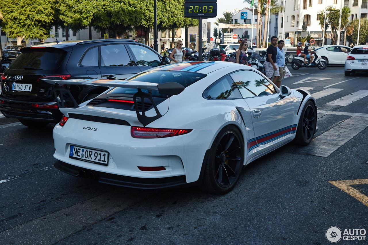 porsche 991 gt3 rs 24 september 2017 autogespot. Black Bedroom Furniture Sets. Home Design Ideas