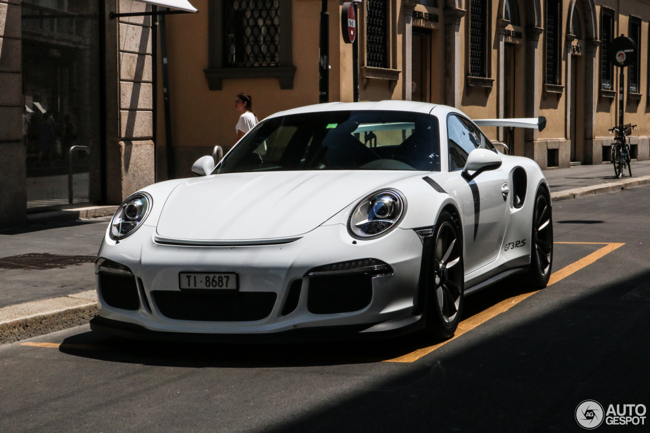 porsche 991 gt3 rs 25 september 2017 autogespot. Black Bedroom Furniture Sets. Home Design Ideas