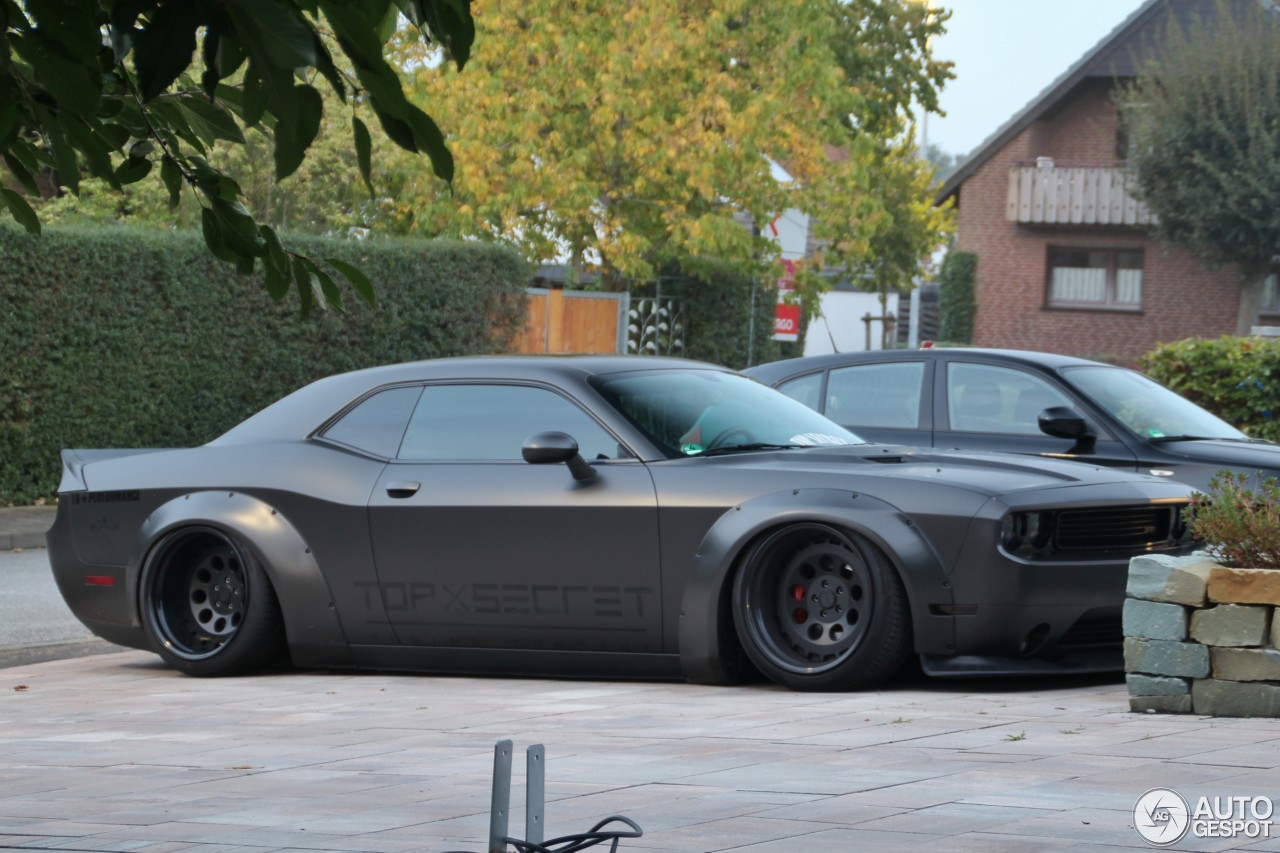 Dodge Challenger Srt 8 Liberty Walk 26 September 2017 Autogespot
