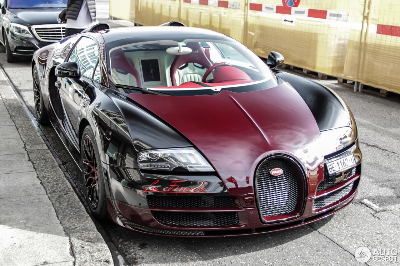 bugatti veyron 16 4 grand sport vitesse la finale 27 september 2017 autogespot. Black Bedroom Furniture Sets. Home Design Ideas