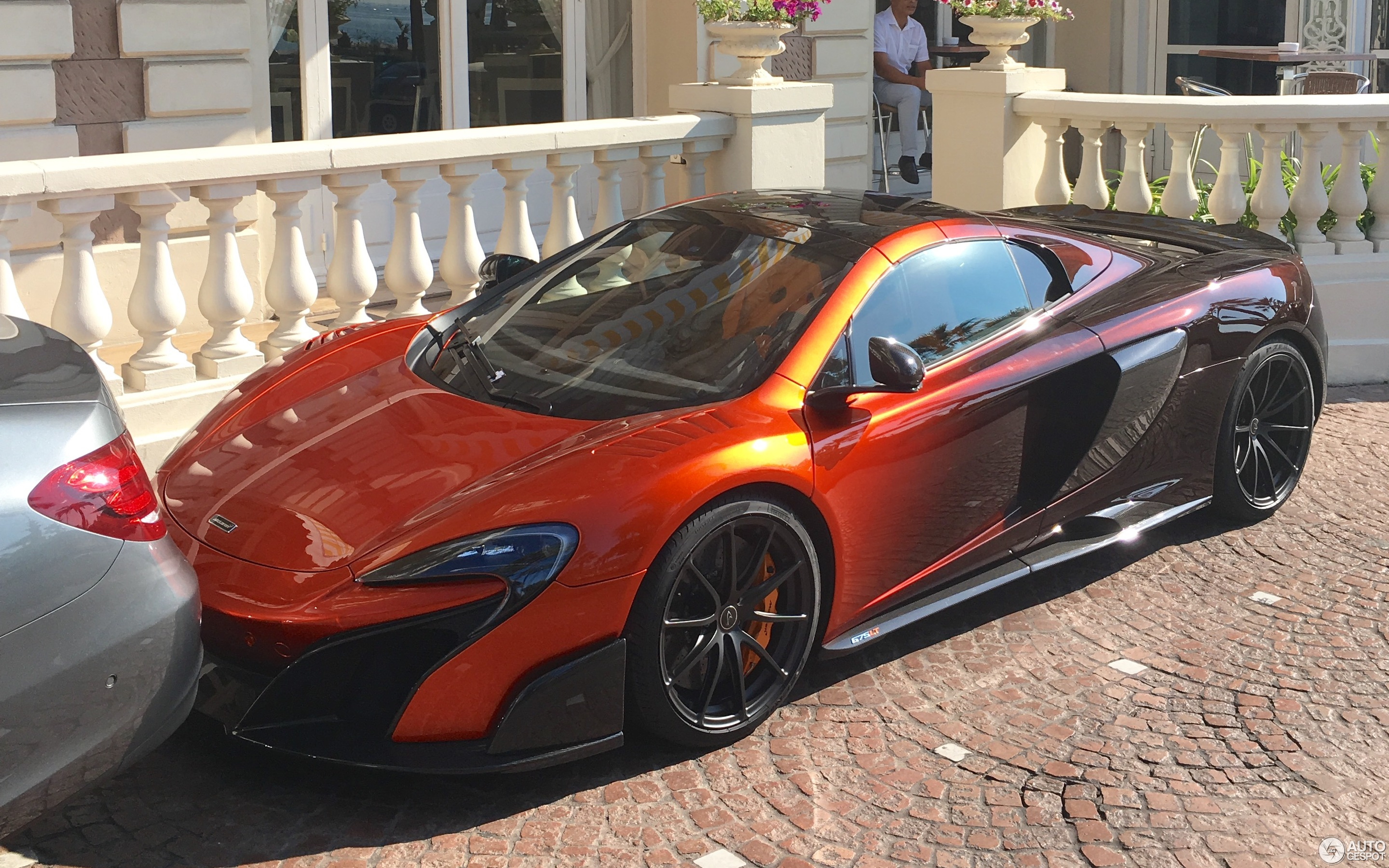 McLaren 675LT Spider - 27 September 2017 - Autogespot