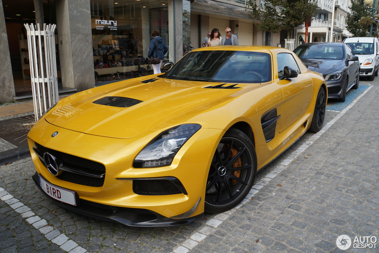 MercedesBenz SLS AMG Black Series  28 September 2017  Autogespot