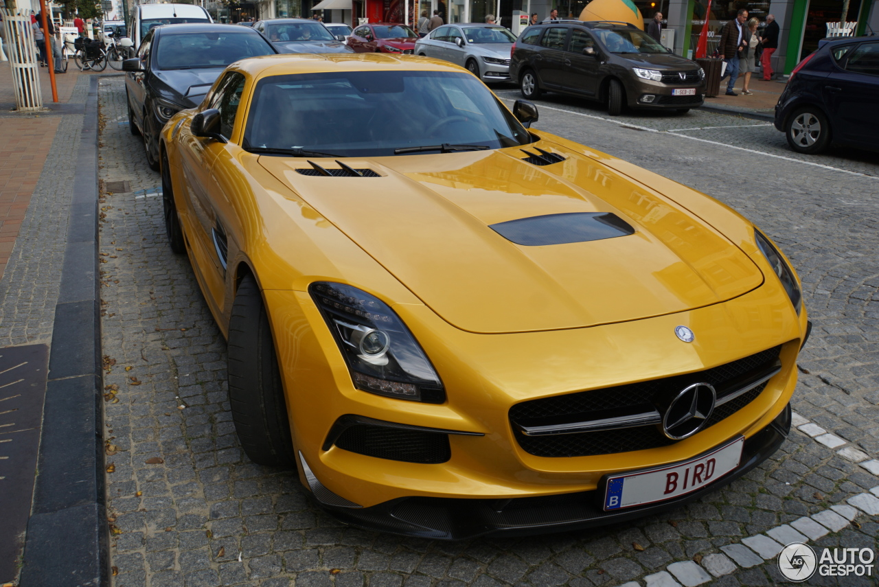 Mercedes benz sls amg black series 28 september 2017 for Mercedes benz sls black series