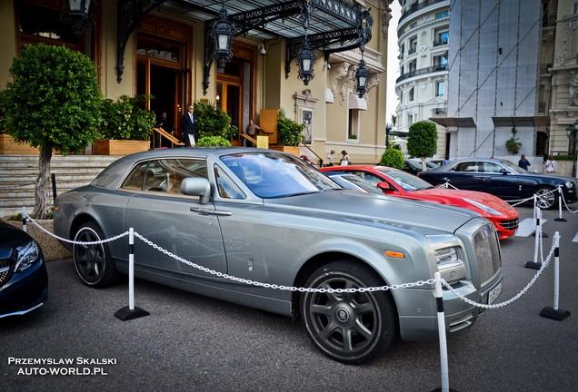 Rolls-Royce Phantom Coupé Series II Aviator Collection