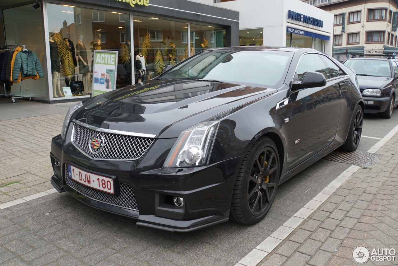 cadillac cts v coup 1 october 2017 autogespot. Black Bedroom Furniture Sets. Home Design Ideas
