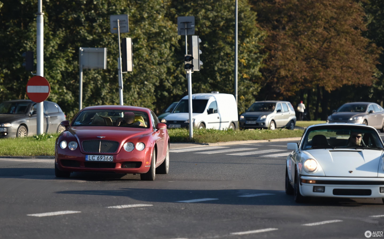 Bentley Continental GT 1 Oktober 2017 Autogespot