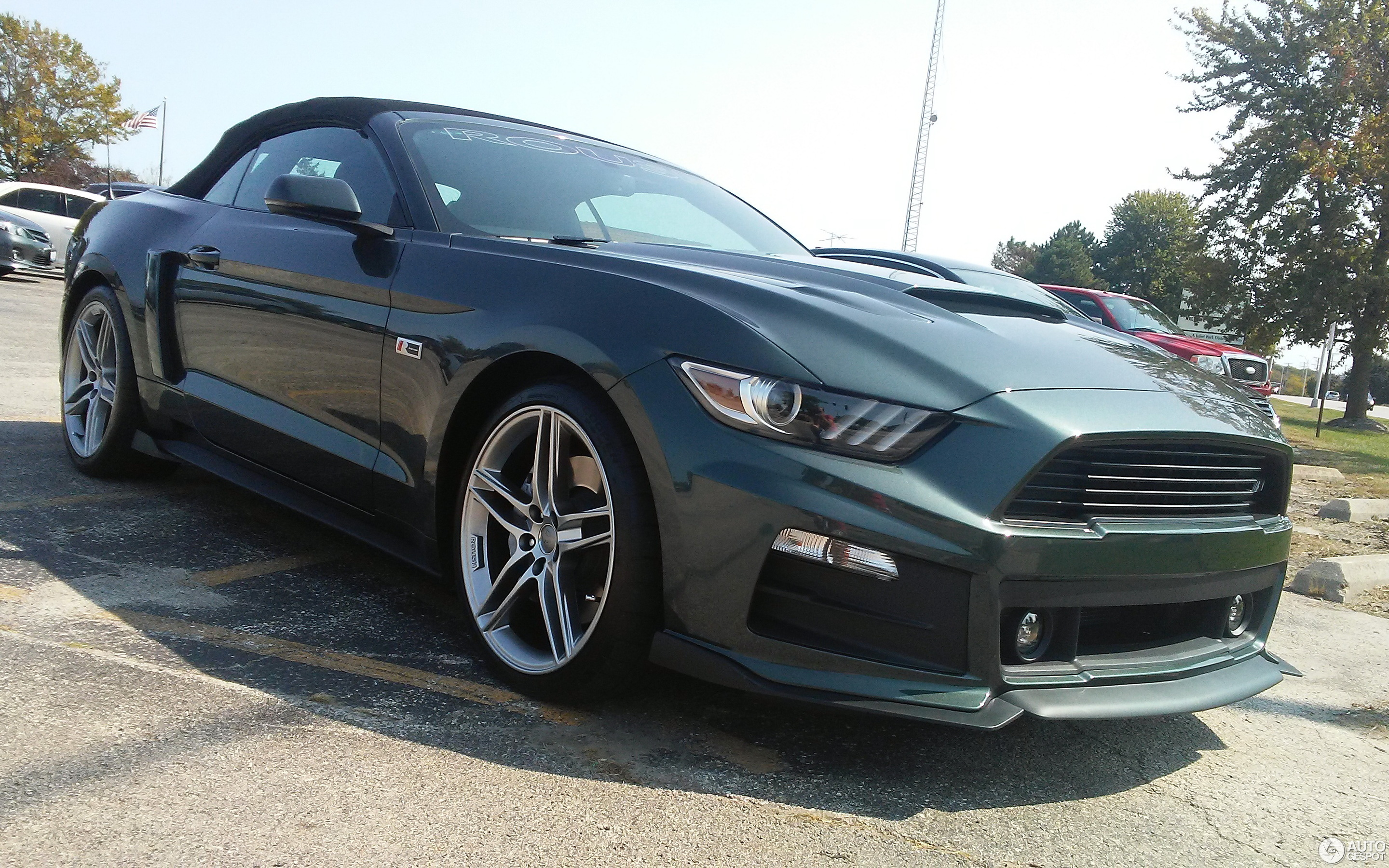 ford mustang roush stage 2 convertible 2015 1 october 2017