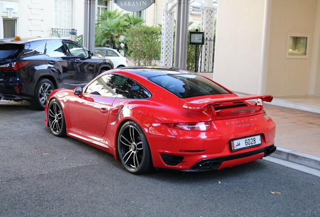 Porsche 991 Techart Turbo S