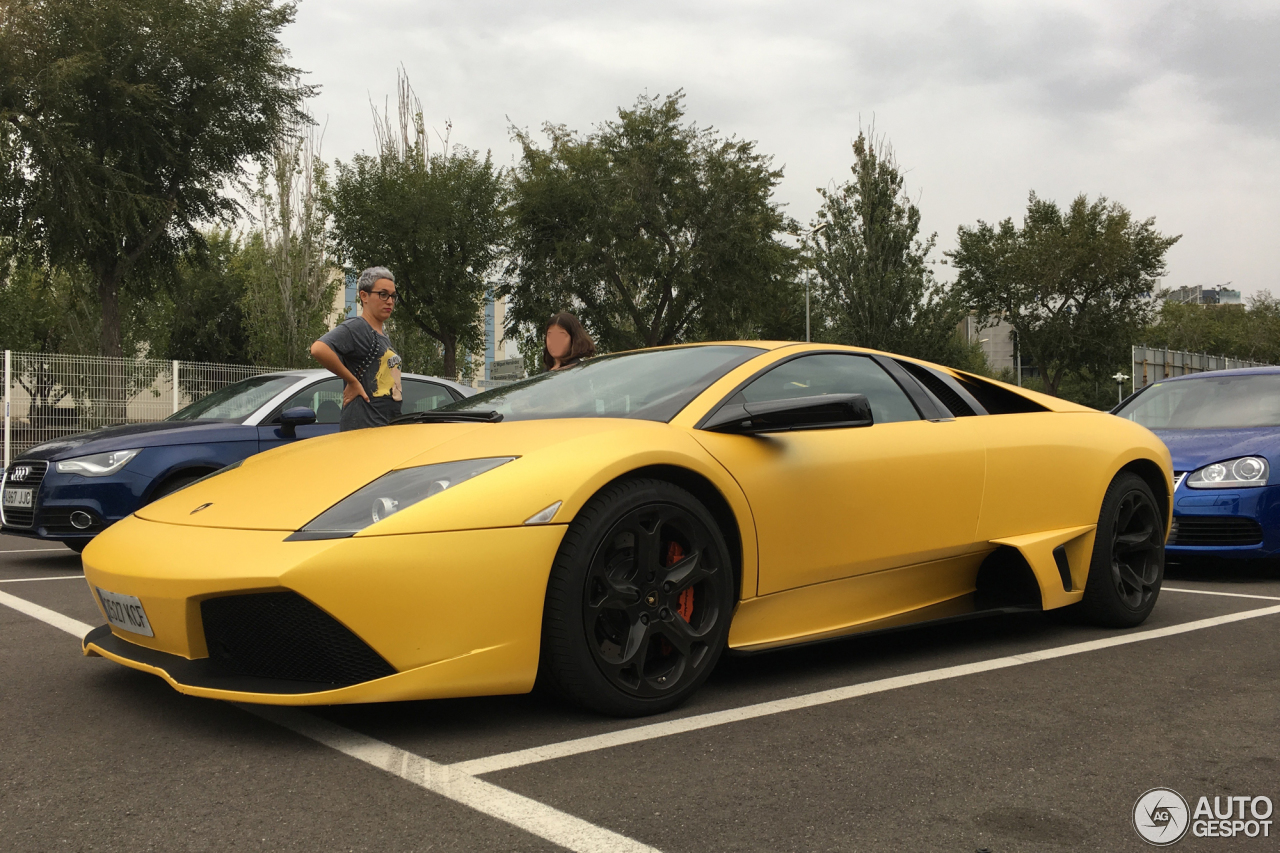 Lamborghini Murciélago LP640 - 2 October 2017 - Autogespot