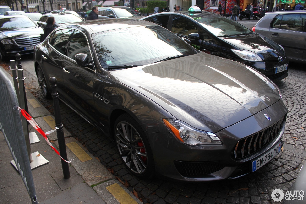 maserati quattroporte s q4 gransport 2 october 2017 autogespot. Black Bedroom Furniture Sets. Home Design Ideas