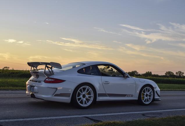 Porsche 997 GT3 RS 4.0