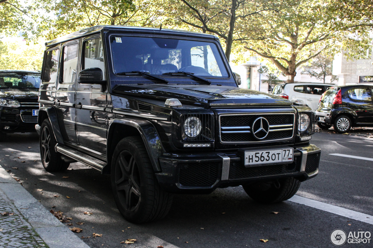 Mercedes benz g 63 amg 2012 4 october 2017 autogespot for 2017 mercedes benz amg g 63