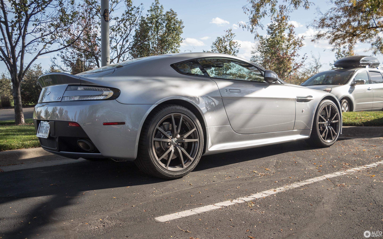 Aston Martin V Vantage GT October Autogespot - Aston martin vantage gt