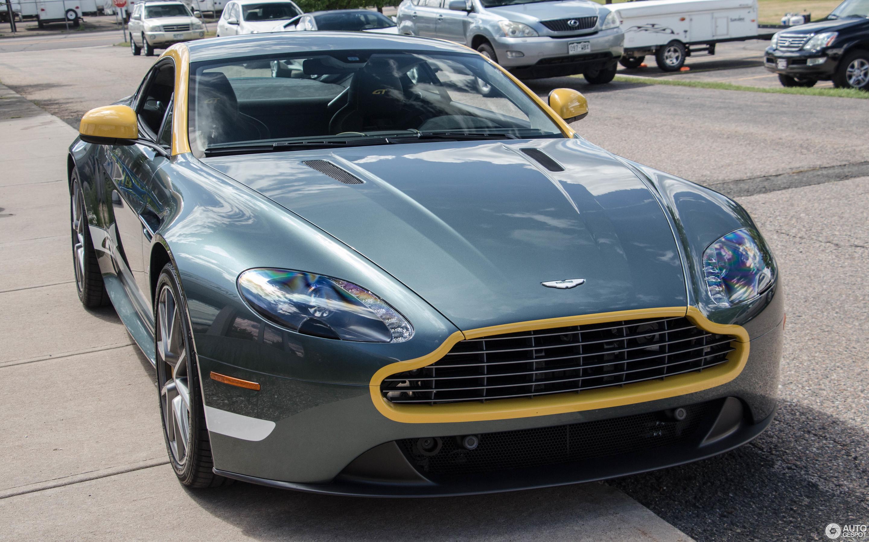 Aston Martin V Vantage GT October Autogespot - Aston martin gt
