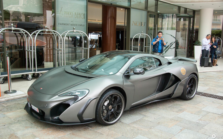 McLaren 650S Spider FAB Design VAYU RPR