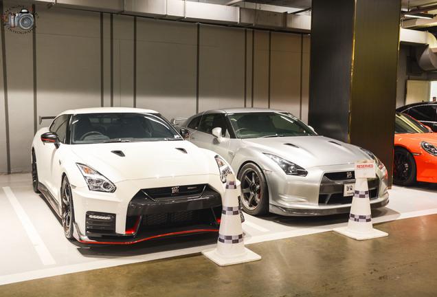Nissan GT-R 2017 Nismo