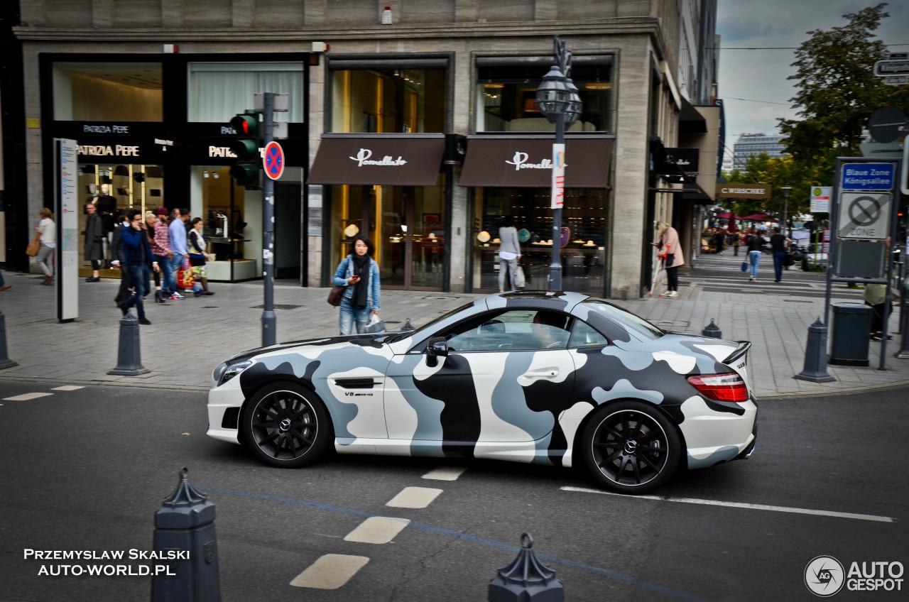 Mercedes benz slk 55 amg r172 carbonlook edition 6 for Mercedes benz slk 55 amg special edition