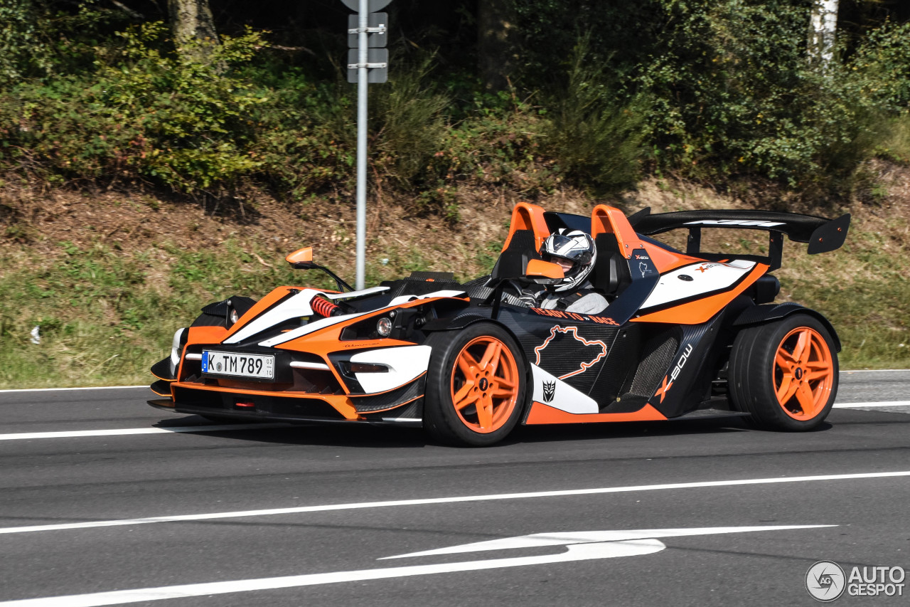 ktm x bow r 8 october 2017 autogespot. Black Bedroom Furniture Sets. Home Design Ideas