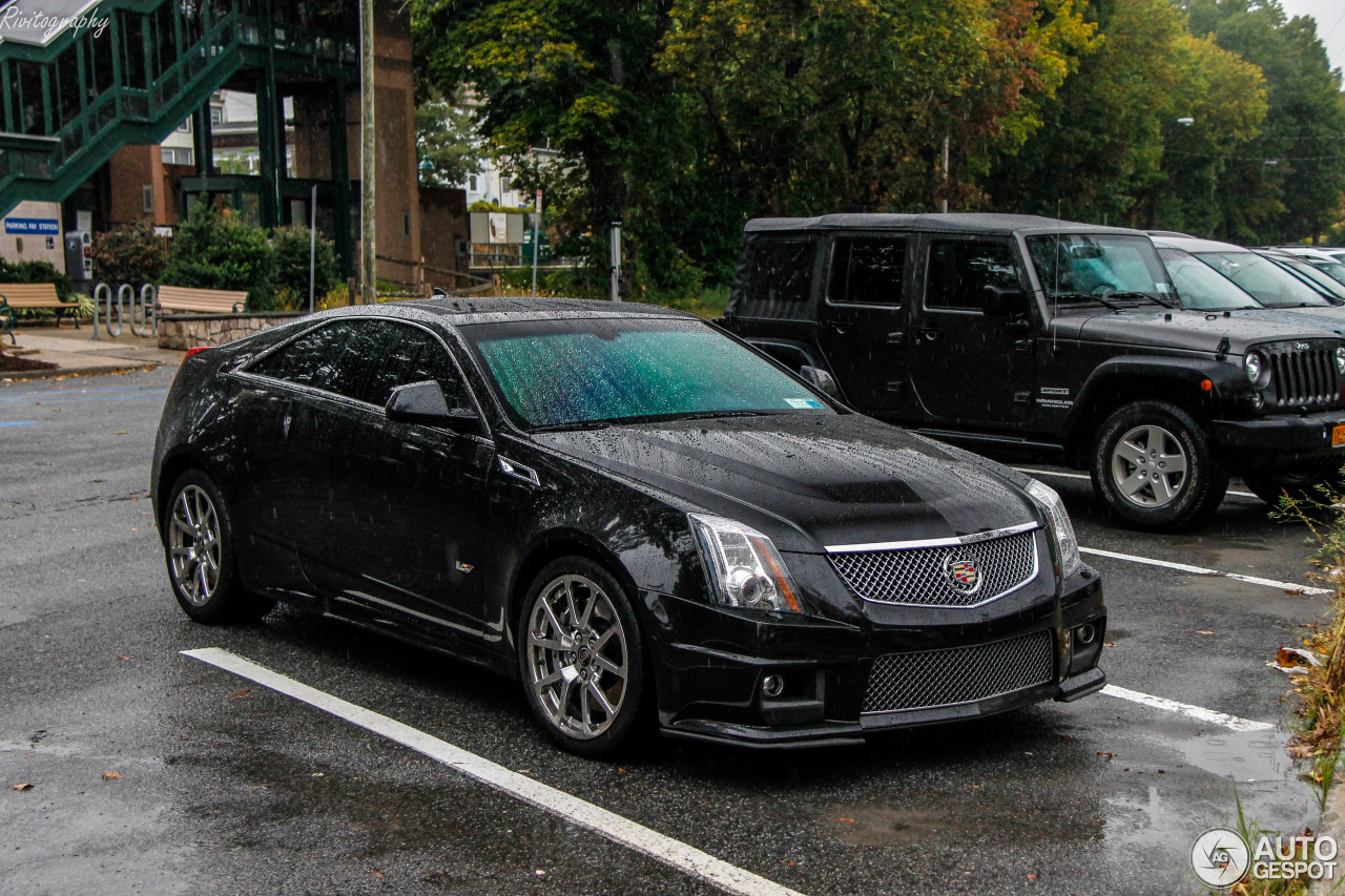 cadillac cts v coup 9 october 2017 autogespot. Black Bedroom Furniture Sets. Home Design Ideas