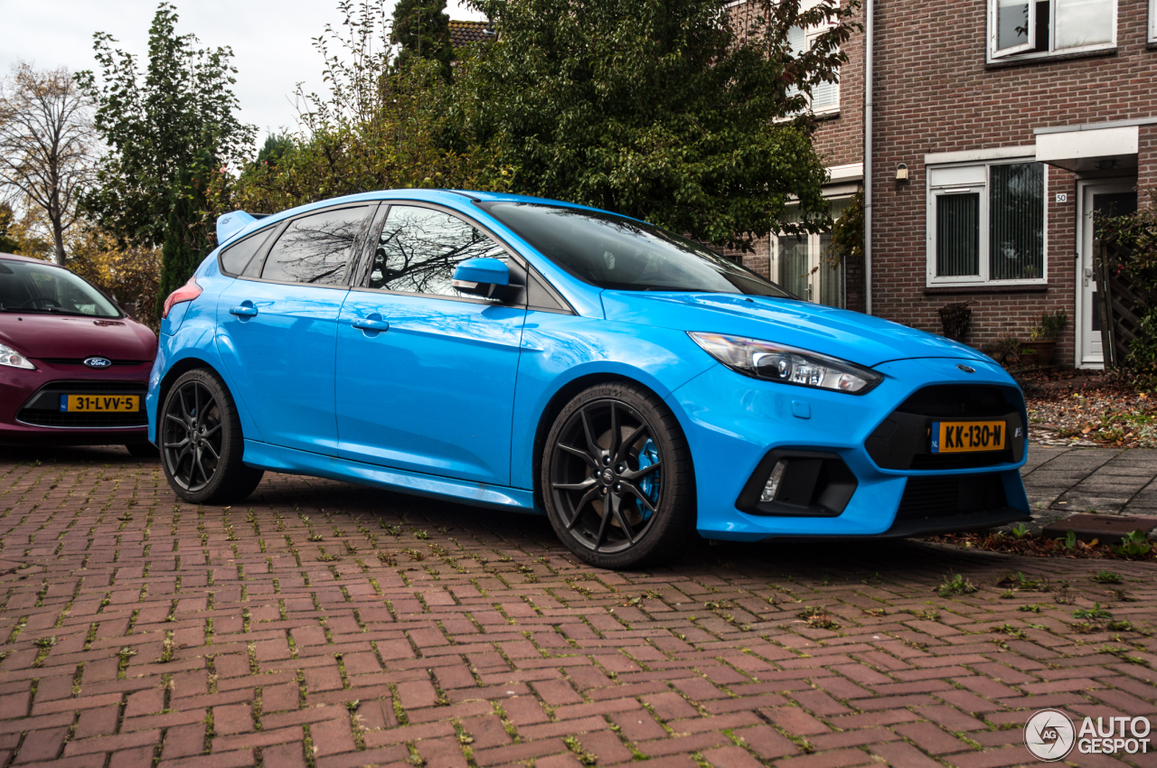 ford focus rs 2015 9 october 2017 autogespot. Black Bedroom Furniture Sets. Home Design Ideas