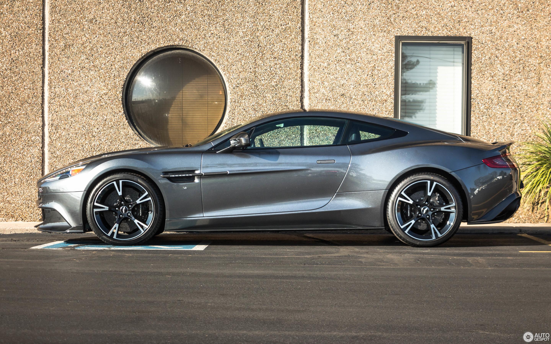 Aston Martin Vanquish S October Autogespot - Aston martin vanquish s