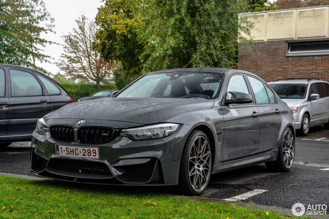 BMW M3 F80 Sedan 2017 Telesto Limited Edition - 10 October ...