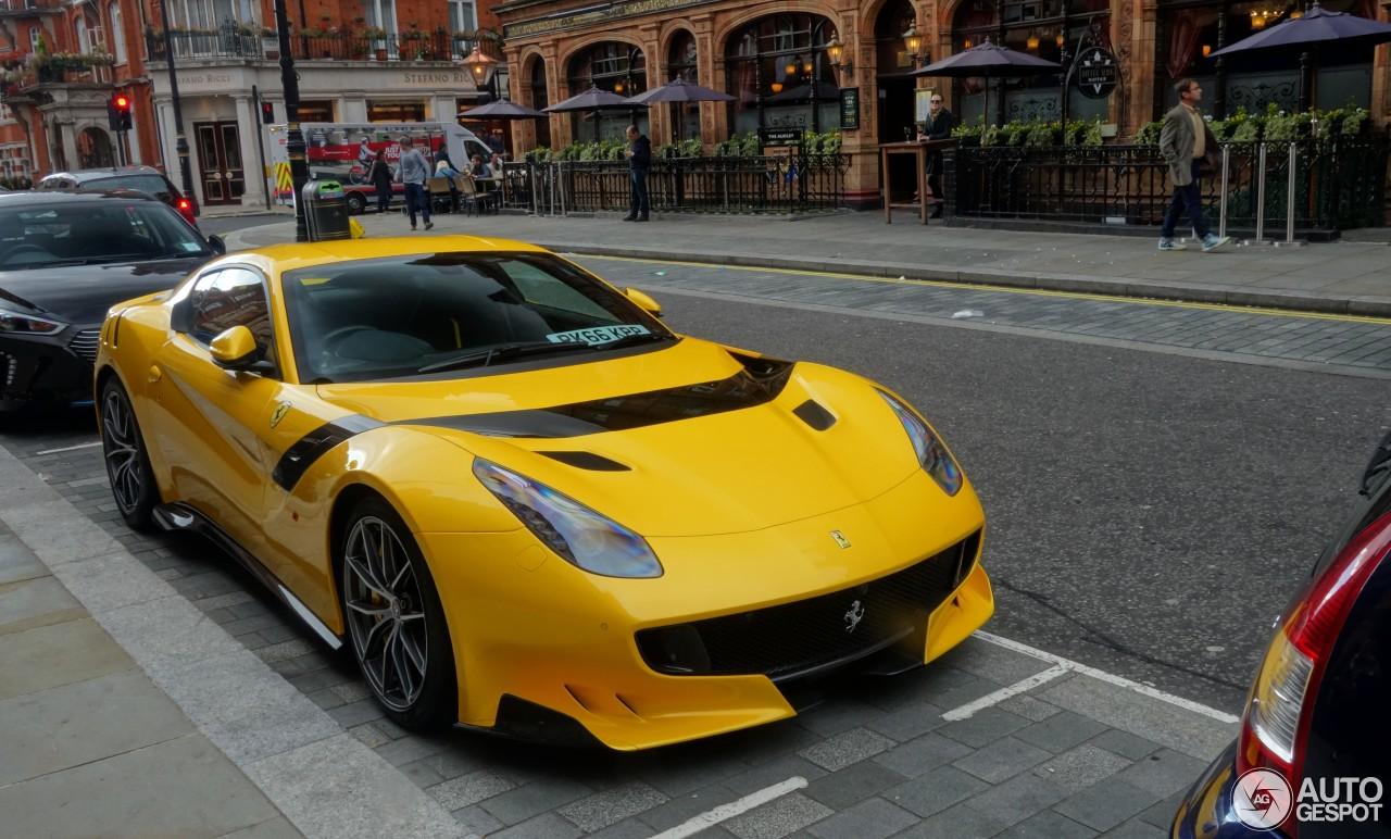 Ferrari F12tdf 1