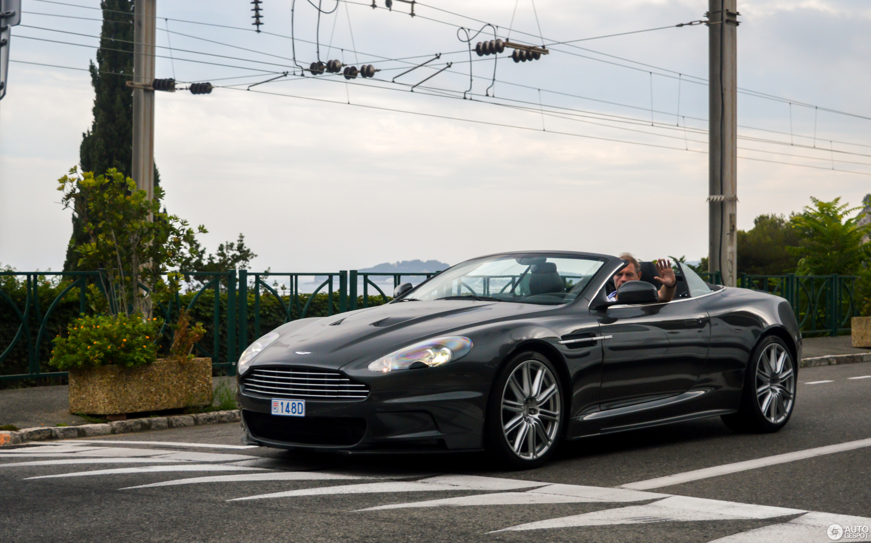 Aston Martin Dbs Volante 10 October 2017 Autogespot