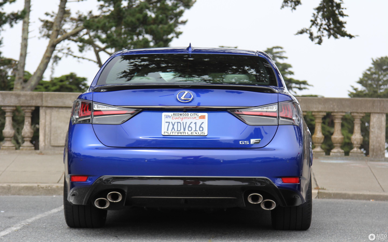 Lexus GS F 2016 10 October 2017 Autogespot