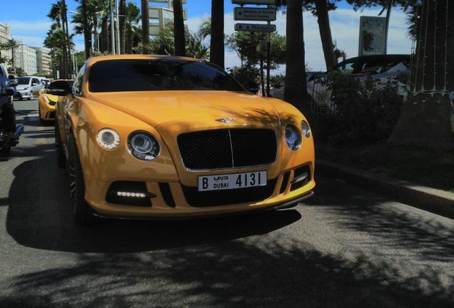 Bentley Mansory Continental GT Speed 2015