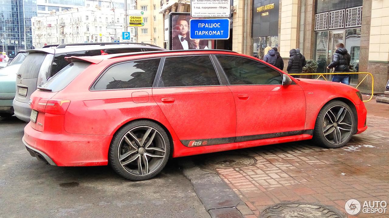 Audi RS6 Avant C6 10