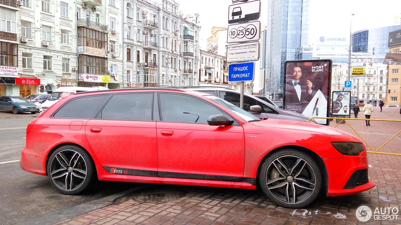 Audi RS6 Avant C6 3