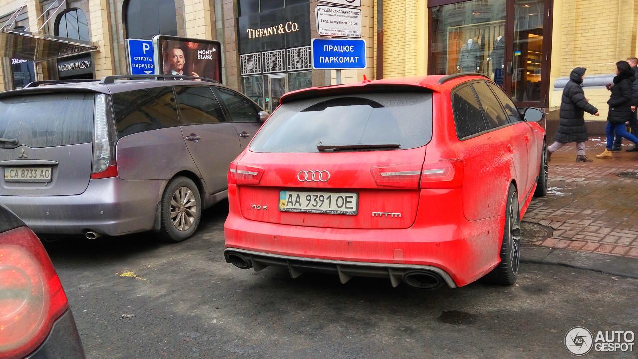 Audi RS6 Avant C6 6