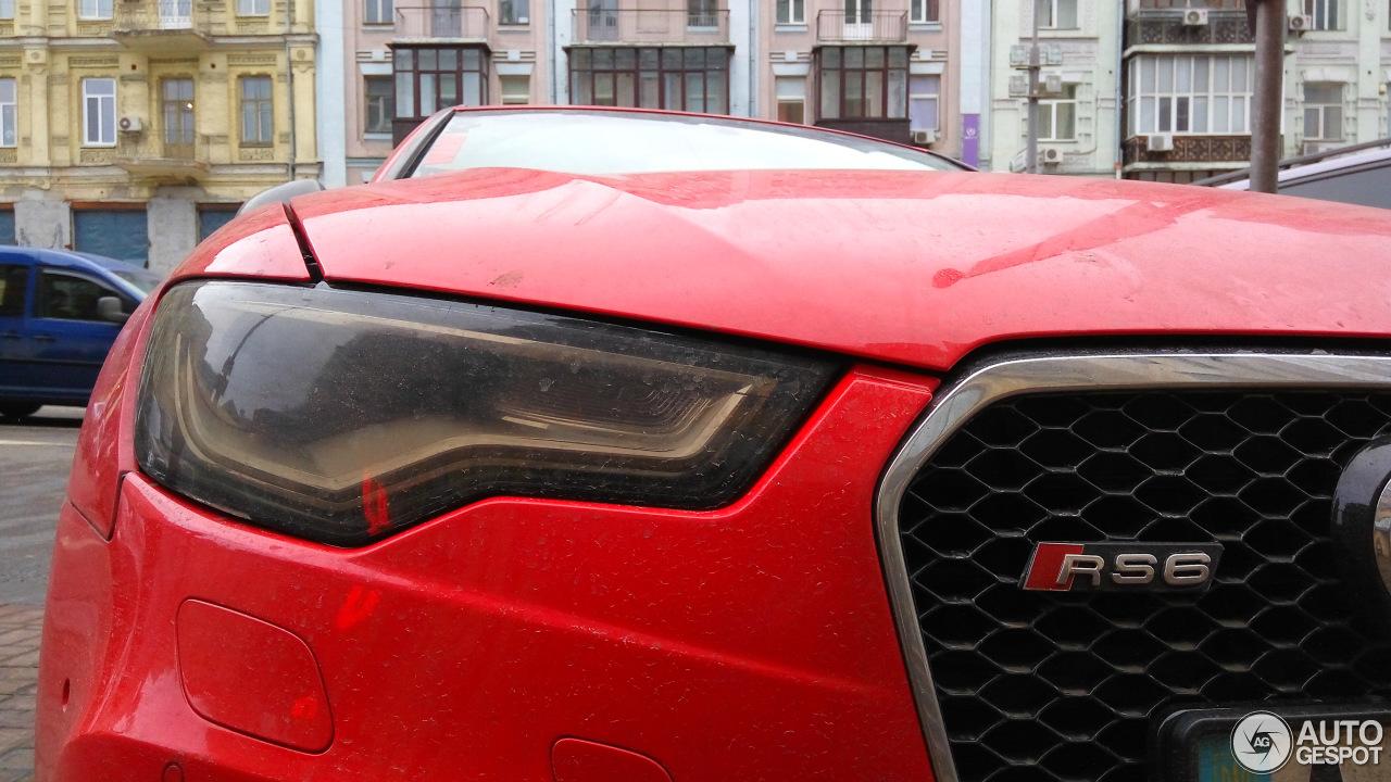 Audi RS6 Avant C6 9