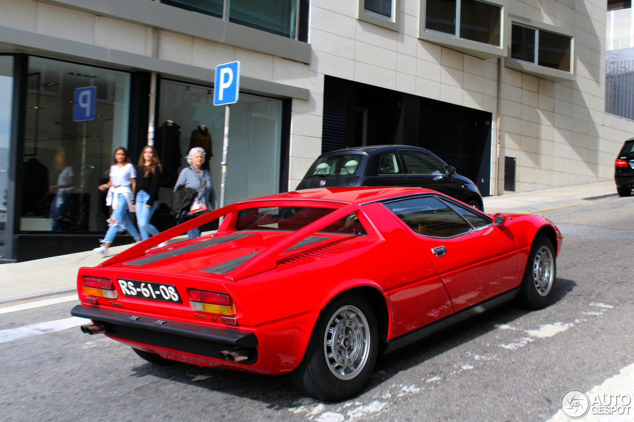 Maserati Merak SS 3